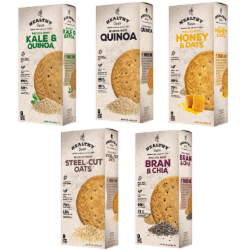 Healthy Farm Superfood Digestive Biscuits
