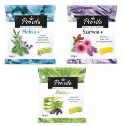 Pro Vita MelisA + Sweets, Pro Vita Aloes + Aweets and Pro Vita Szalwia + Sweets