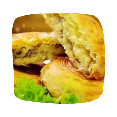 China Royal Crispy Beef Pie by Ningxia