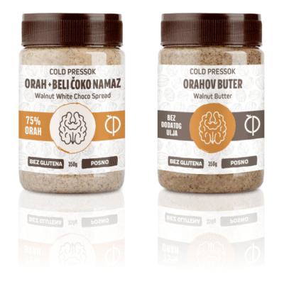 Walnut White Choco Spread