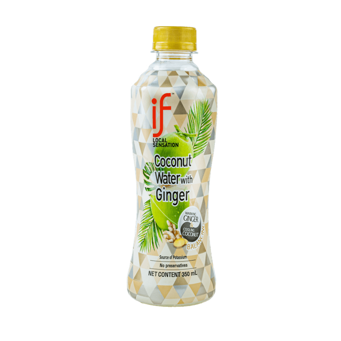 IF Local Sensation Coconut Water Plus Series
