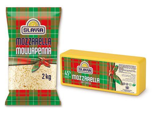 Frozen Mozzarella Cheese