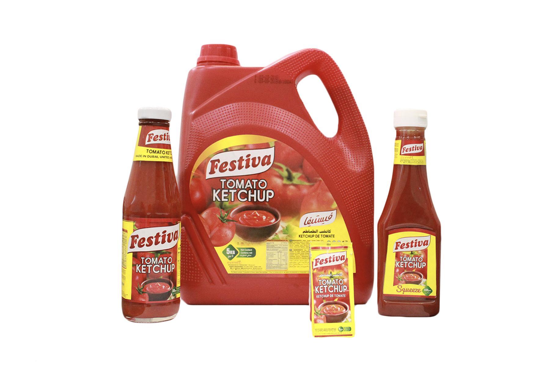 Festiva Tomato Ketchup