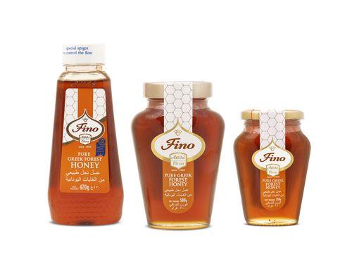 Fino Greek forest honey