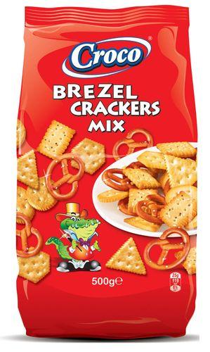 MIX BREZEL & CRACKERS