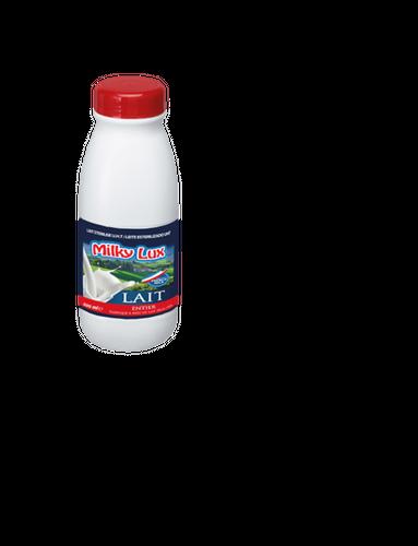 Milky Lux UHT Whole milk (Bottle) 500ML
