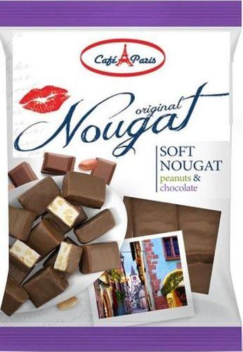 Soft Nugat in Milk Chocolate Cafe Paris