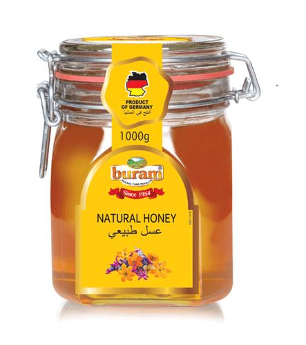 1000g Natural Honey