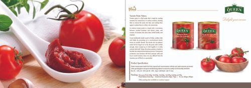 Queen Tomato Paste