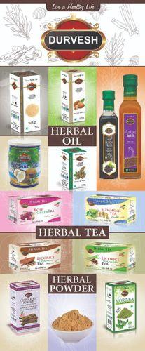 HERBAL OILS & TEAS