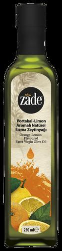 ZADE FLAVOURED EXTRA VIRGIN OLIVE OIL