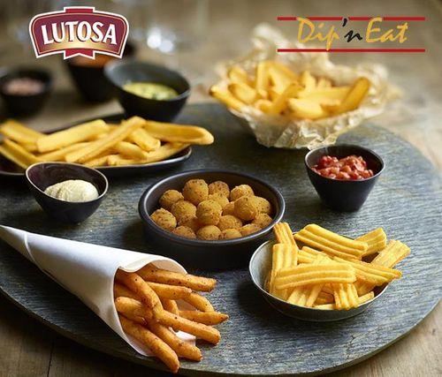 Lutosa frozen Finger Food