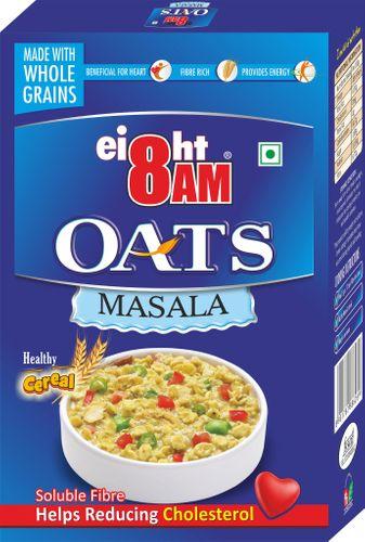 8AM Masala Oats Box 200g