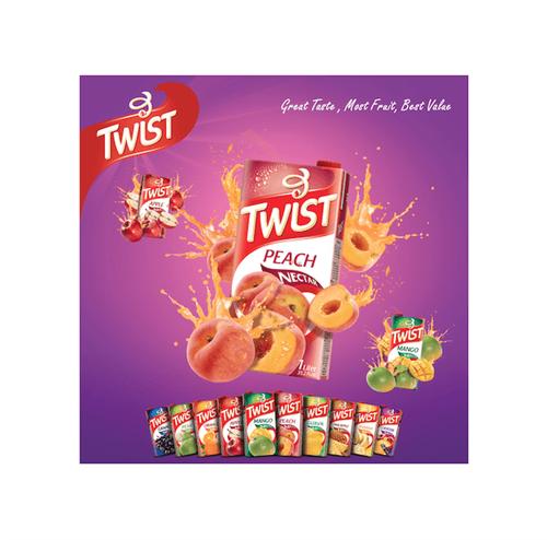 Twist Nectars TetraPak