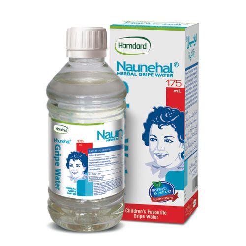 Naunehal Herbal Gripe Water
