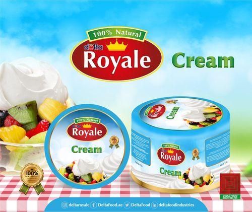Sterilised Cream