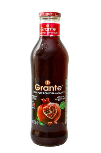 100% Pure Pomegranate juice Grante