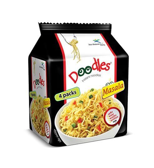Doodles Instant Noodles