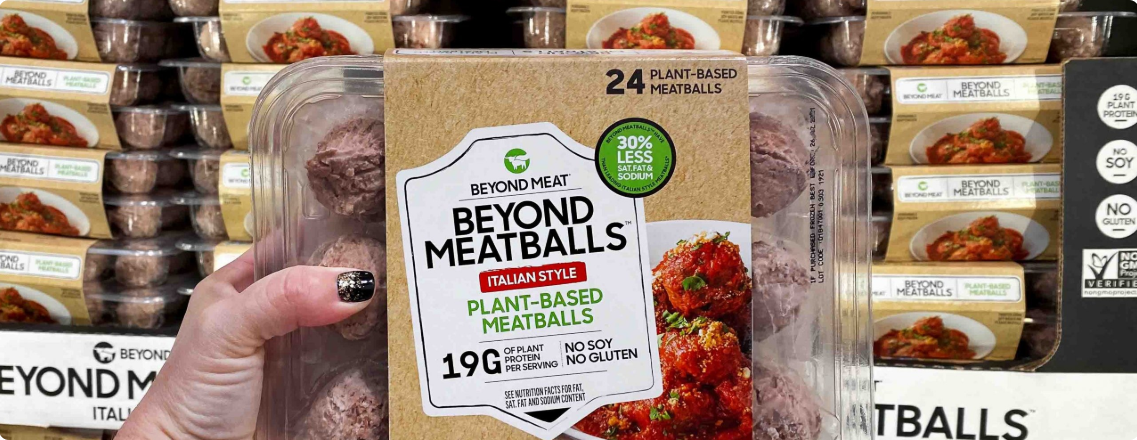Beyond Meat ups Mideast game, to debut in India as global competition in plant-based foods intensifies