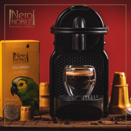 Italy's Neronobile brews another global innovation: First dolce gusto compatible capsule unveiling at Gulfood 2021