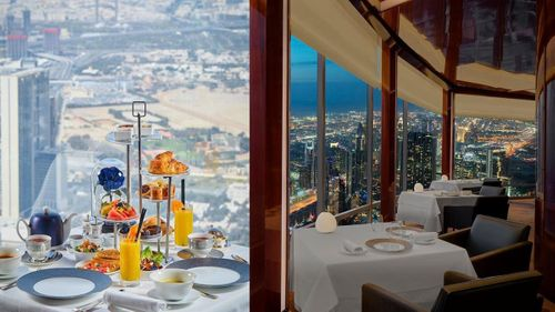 Burj Khalifa's sky-high Atmosphere restaurant to reopen in July