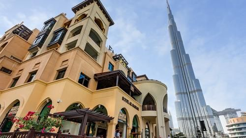 A Time Out Food Market is set to open in Downtown Dubai next year with 17 local restaurants