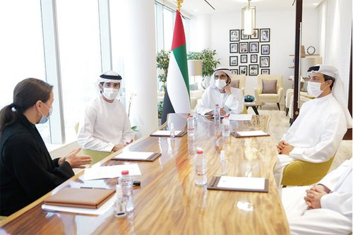UAE has learnt from Covid to boost food security: Sheikh Mohammed