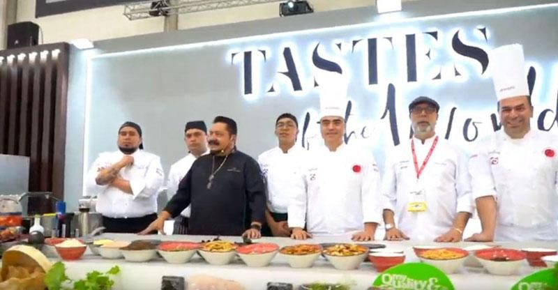 Gulfood International Culinary League - Battle of Cuisines