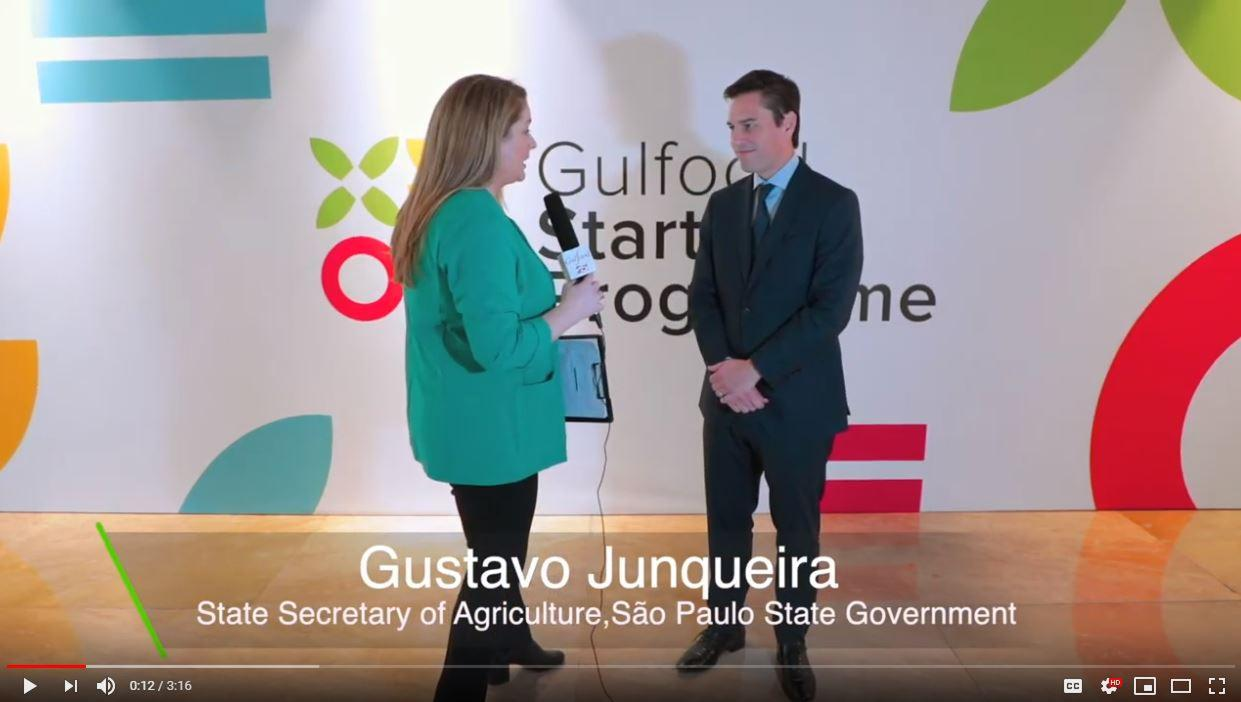Interview with Gustavo Junqueira, State Secretary of Agriculture - São Paulo State Government