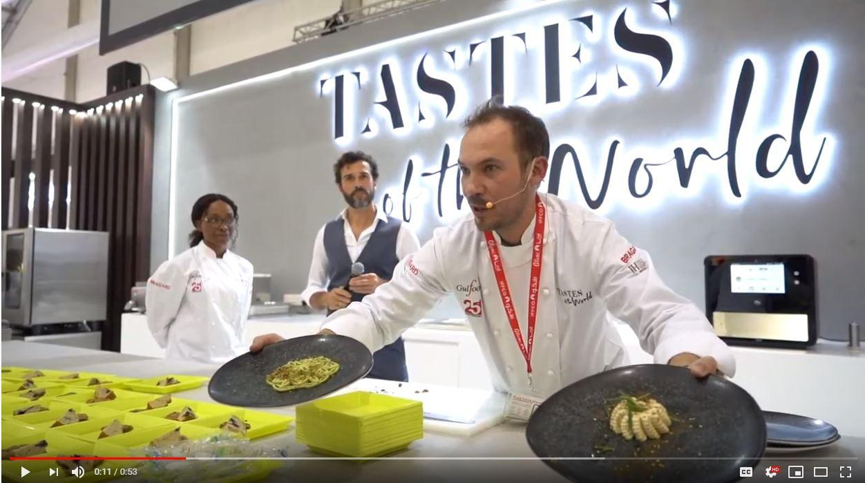 Tastes of the World - Day 1 Highlights