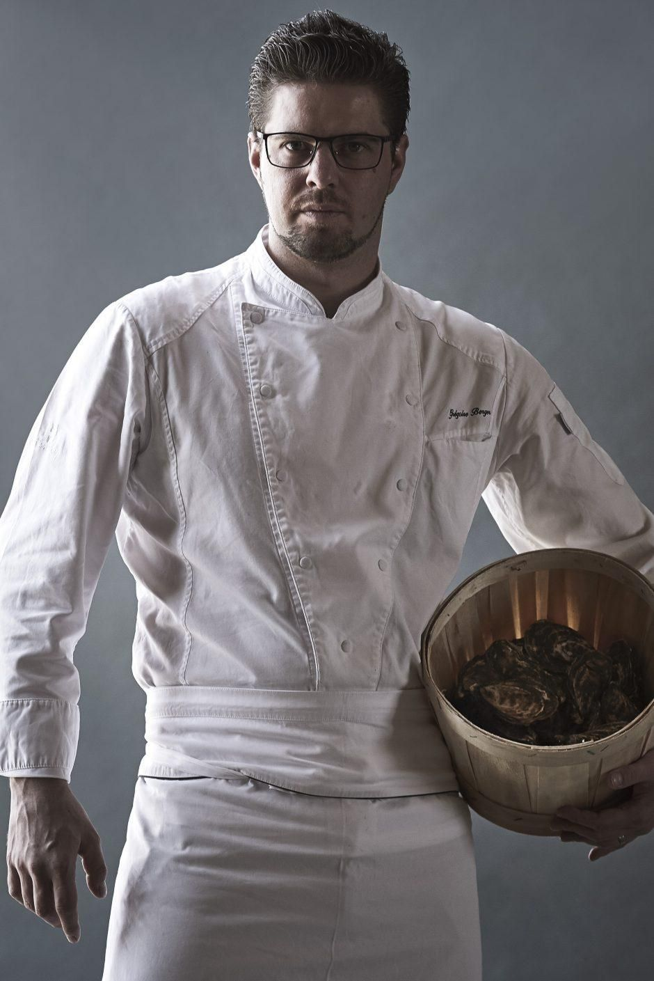 Chef Gregoire Berger