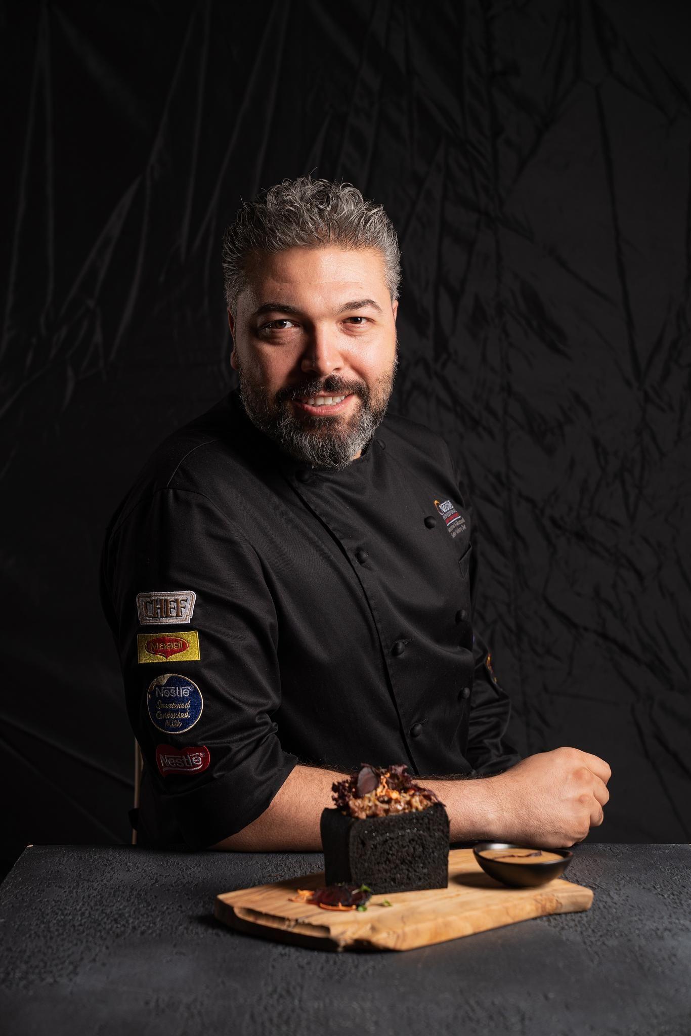 Chef Mohammed Al Ghazzaoui