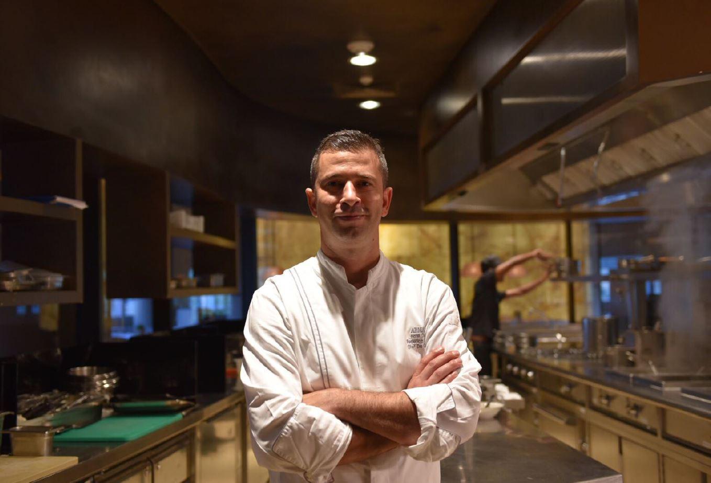 Chef Federico Sanna