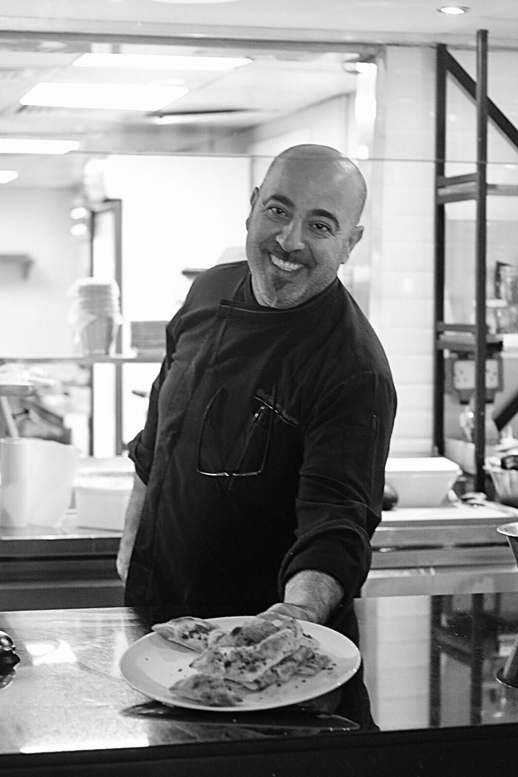 Chef Rosario Accaria