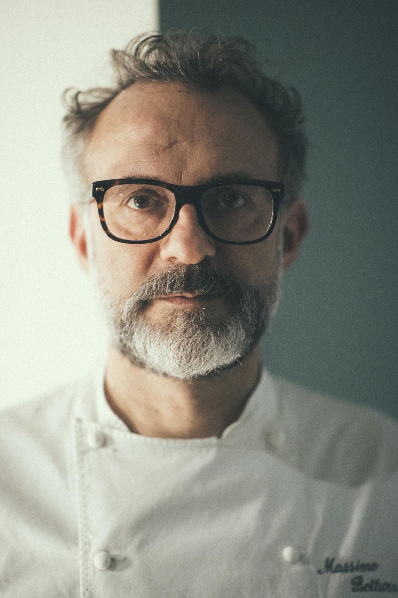 Chef Massimo Bottura