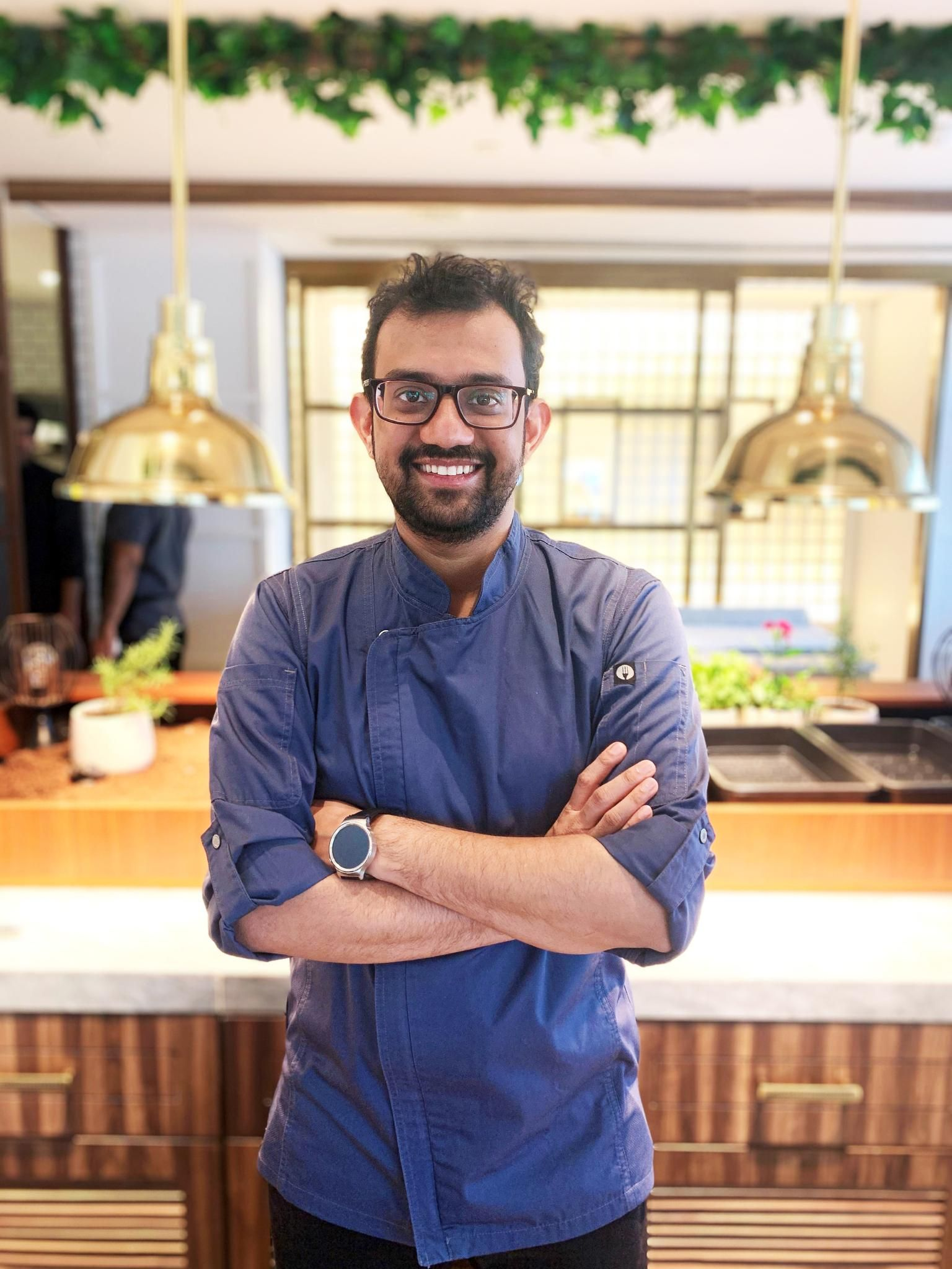 Chef Paritosh Sharma