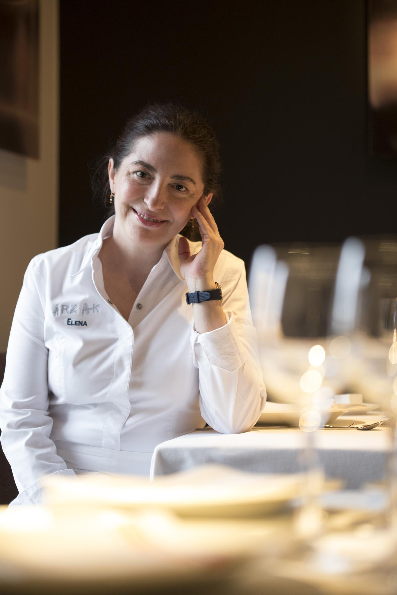 Chef Elena Arzak