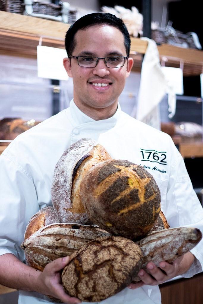 Chef Andrew Alexander