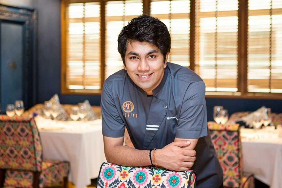 Chef Himanshu Saini