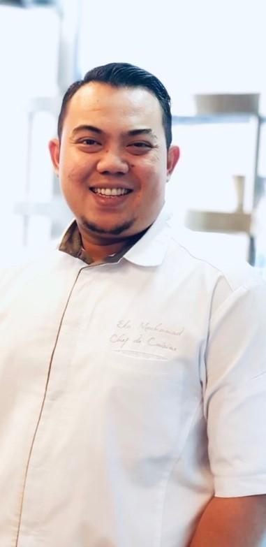 Chef Eka Pratama Mochamad