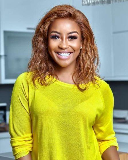 Chef Lorna Maseko