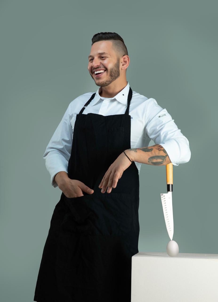 Chef Alexandros Sperxos Pavlopoulos