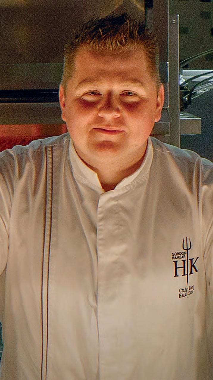 Chef Craig Best