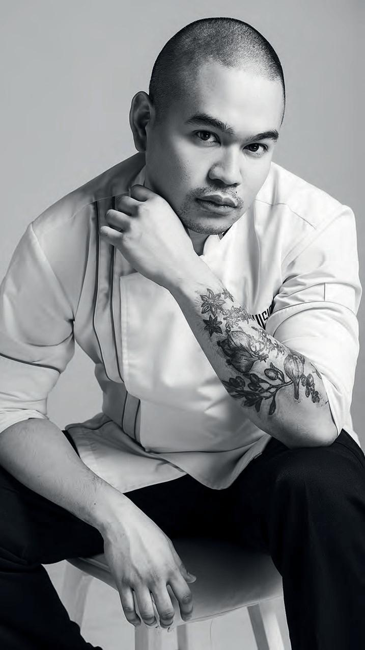 Chef John Buenaventura