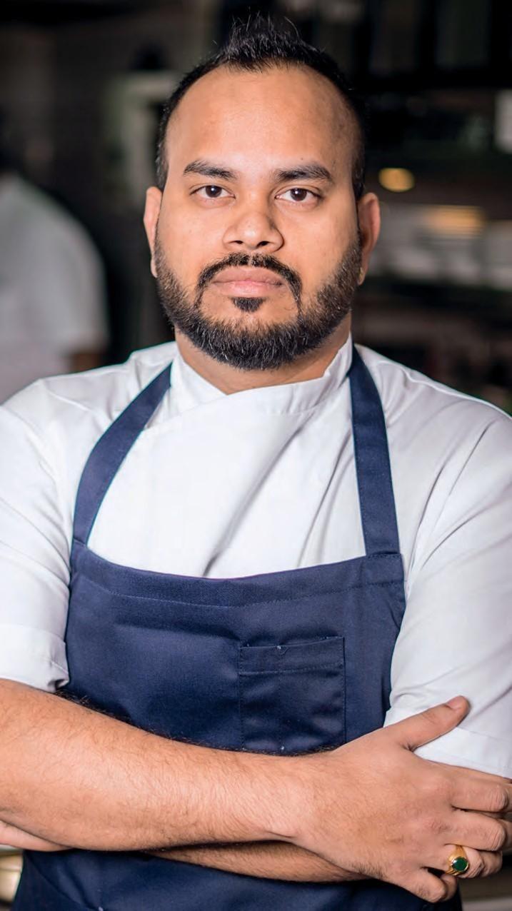 Chef Saradhi Dakara