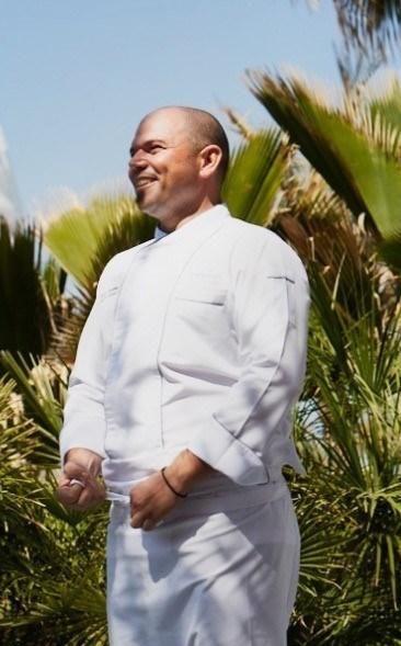 Chef Yiannis Katsikas