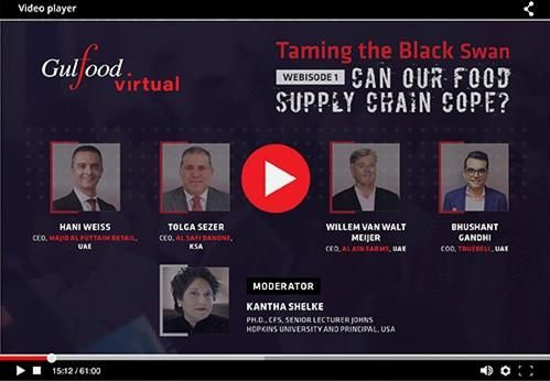 Taming the Black Swan - Can Our Food Supply Chain Cope?