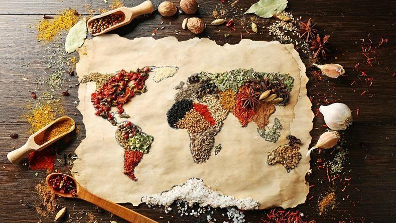 Internationalisation of Food