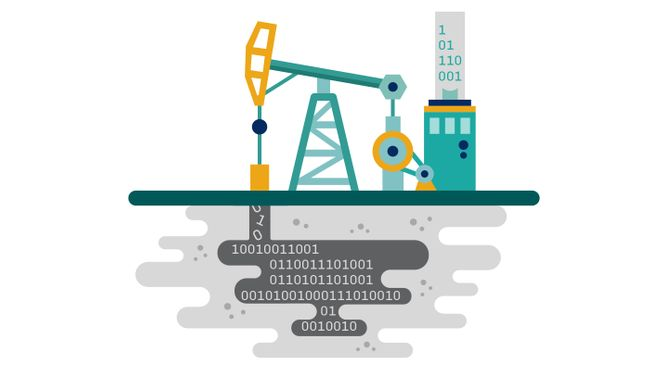 Getting ahead in marketing: Data as the new oil