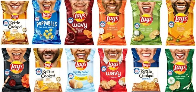 Lay's 'Smiles' packaging returns as counterpoint to masked and unhappy faces